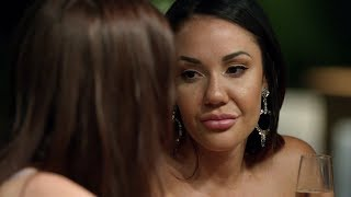 Davina gives Tracey advice about her relationship   Married at First Sight Australia 2018
