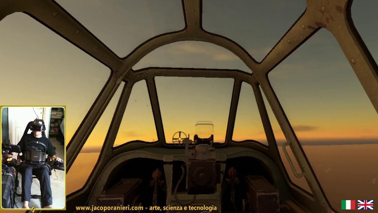 War Thunder VR Stream Sim Mode - YouTube