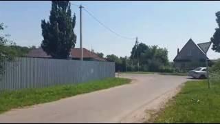 Участок 15 соток в д.Михеево,  Раменский р-он, Новорязанское ш., видео панорама.