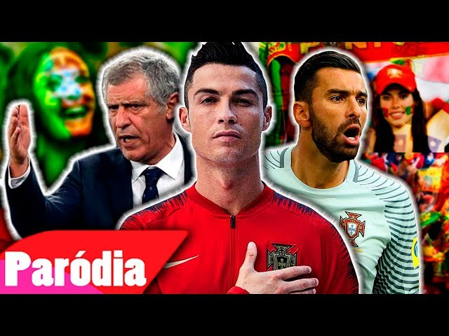 ♫ PORTUGAL QUALIFICADO (PARÓDIA) | EURO 2020