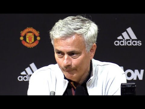 Manchester United 1-0 Watford - Jose Mourinho Full Post Match Press Conference - Premier League