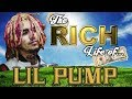 Download Lagu LIL PUMP - The RICH Life - FORBES NET WORTH 2017  Cars, Mansion, Gucci Gang .mp3
