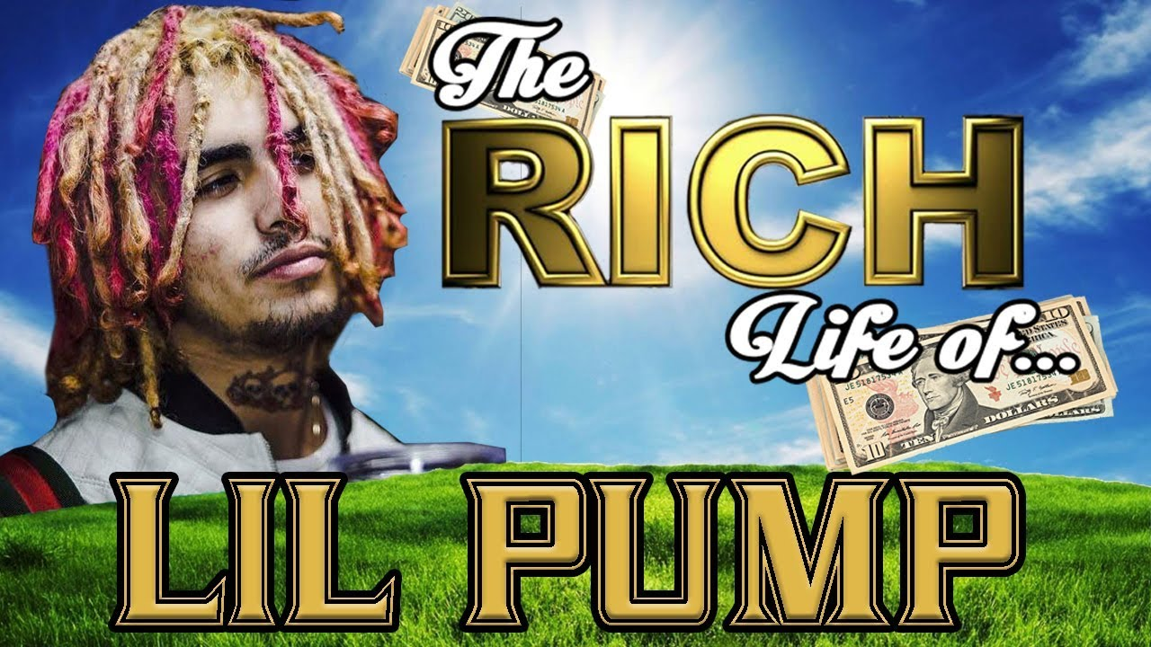 07a6dcaae043 LIL PUMP - The RICH Life - FORBES NET WORTH 2017 ( Cars