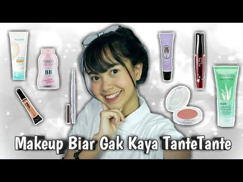 Tutorial Makeup ke Kampus Anti Luntur! + DIY SETTING SPRAY | Primadita R