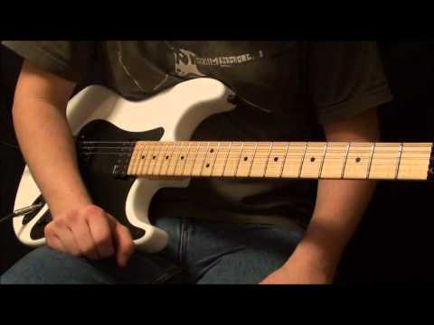How to Make a Guitar Riff Lesson