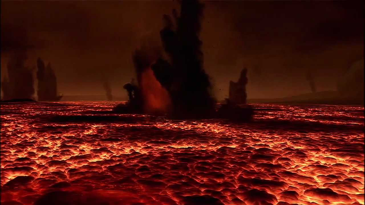 what planets and moons have volcanoes - photo #30