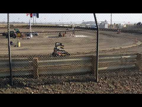Lemoore Raceway 8-26-17 Hot Laps that got too HOT!