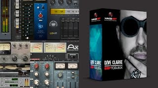 Introducing the Dave Clarke EMP Toolbox by Waves