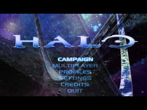 """Halo"" from the Halo Original Soundtrack (2002) by Martin O'Donnell - 800% Slower"