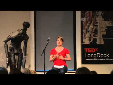 Creative visualization | Amy Soucy | TEDxLongDock