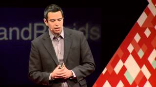 The coming transhuman era: Jason Sosa at TEDxGrandRapids
