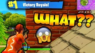 HOW TO END A GAME IN FORTNITE BATTLE ROYALE!!!