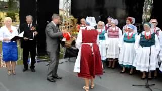 Dożynki powiatowe - Konstantynów 2012
