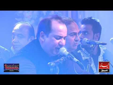 Tu Na Jaane Aas Paas Hai Khuda ... Rahat Fateh Ali Perform At Leader Fashion And Musical Show