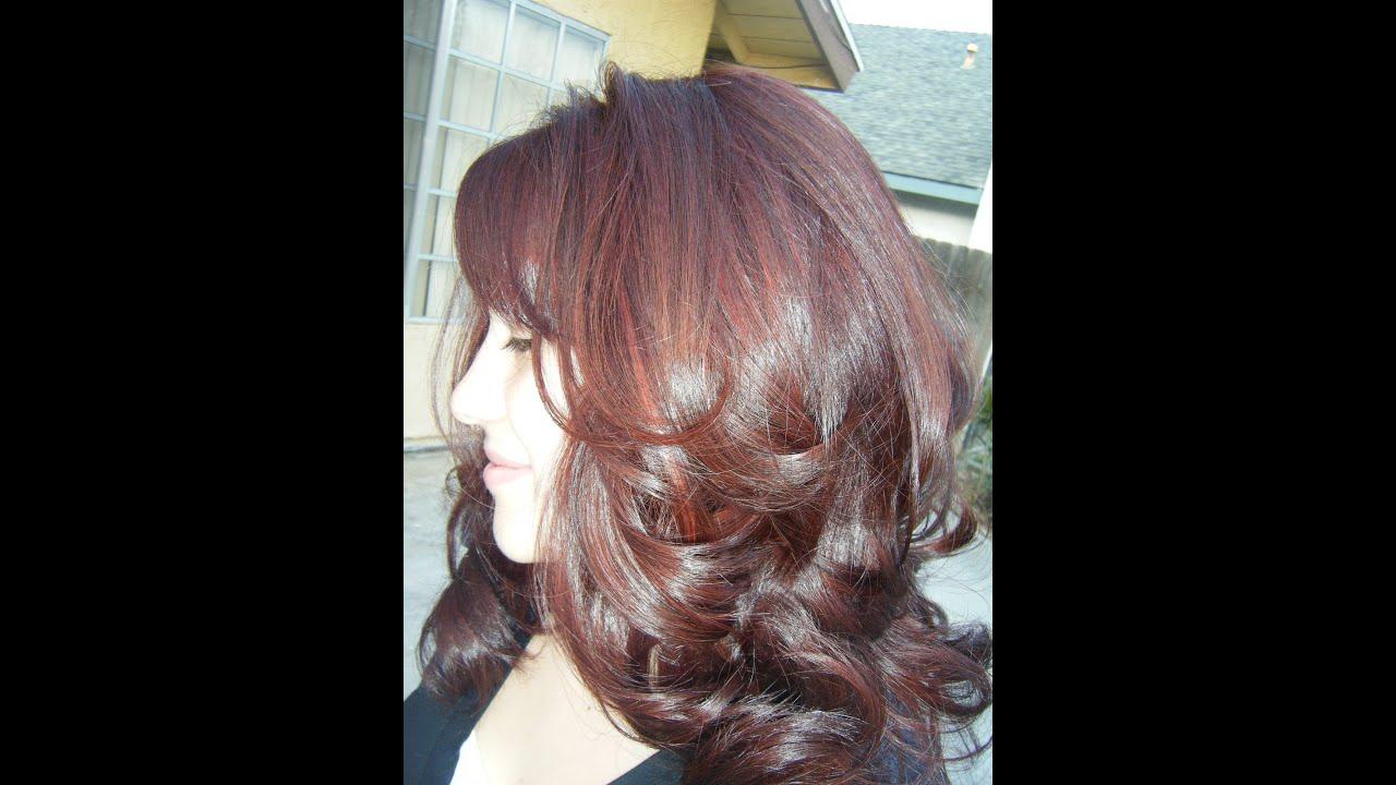 Matizar cabello rojo