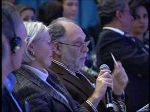 Davos Annual Meeting 2006 - Global Risks 2006 (French)