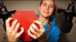 ASMR 10 Tapping & Scratching Triggers