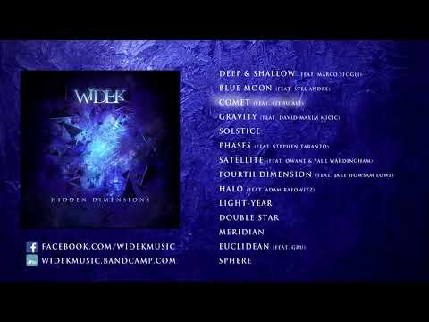 Widek - Hidden Dimensions (Full Album)