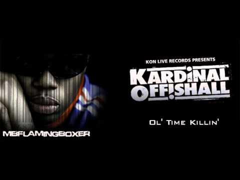 * Kardinal Offishall- Ol' Time Killin' HD *
