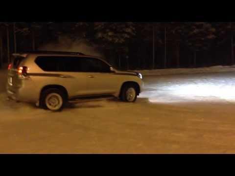 Toyota Land Cruiser Prado 150 Snow Drift