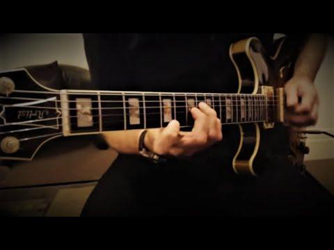 Elton John - Sorry Seems To Be The Hardest Word. Solo guitar ...