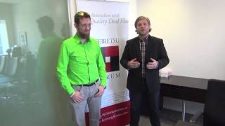 Keiretsu Academy North: Energy Savers Testimonial