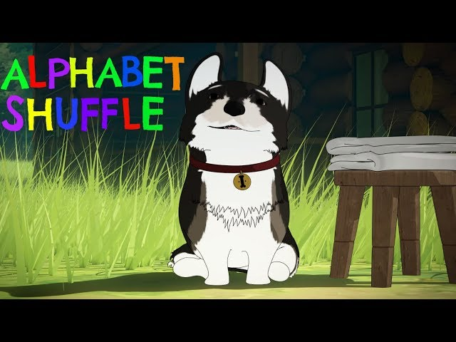 RWBY -  Alphabet Shuffle (thanks for 500+ subscribers!)