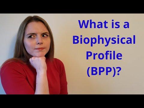 WHAT IS A BIOPHYSICAL PROFILE?/PRENATAL TESTING
