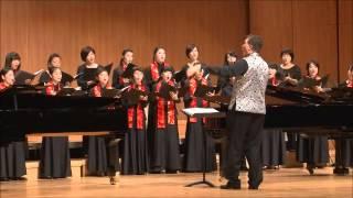 拉縴人青年合唱團 Taipei Youth Choir - Turn Around (arr. Rene Clausen)
