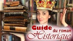 GUIDE : quel ROMAN HISTORIQUE est fait pour vous ?   Myriam 📖 Un Jour. Un Livre.