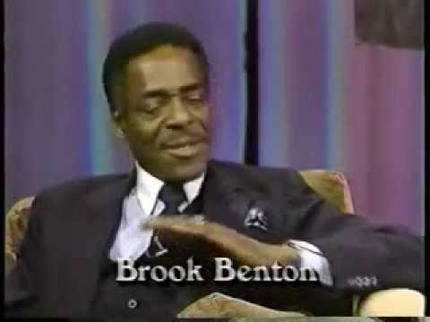Brook Benton (The Joe Franklin Show)