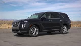 Новый внедорожник Hyundai Palisade