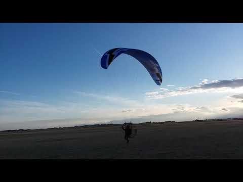 Paramotorists doing their thing in Colorado Springs