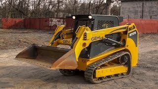 GEHL RT175 Track Loader - Quick Look (HD)