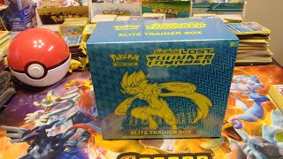 Lost Thunder Elite Trainer Box Opening - Pokemon Cards