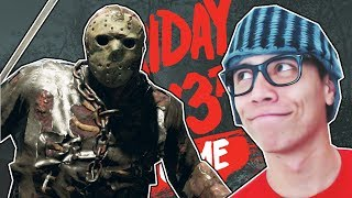 DESAFIOS DO JASON - Friday the 13th the Game