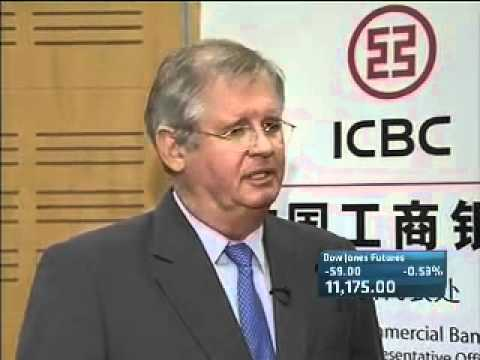 ICBC Hits Cape Town