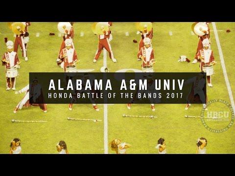 Alabama A&M - Honda Battle of the Bands 2017 [4K ULTRA HD]