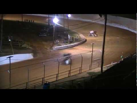 Port Royal Speedway 410 Sprint Car/ Super Sportsman highlights 4-03-10