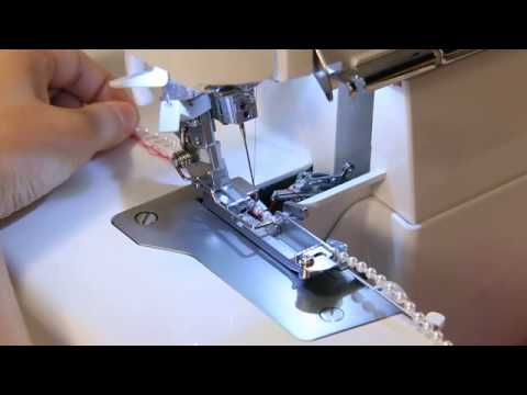 JUKI®Serger MO-Beading Presser Foot