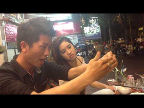 Ảo thuật đường phố cùng Nguyễn Phương -- Trò chơi với tiền giấy
