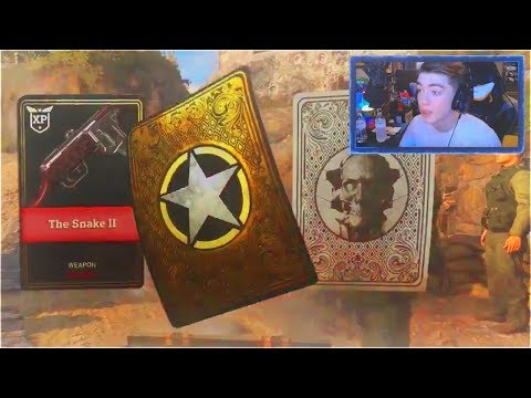 NEW DLC WEAPONS $100 SUPPLY DROP OPENING.. ($100 WW2 SUPPLY DROP OPENING)
