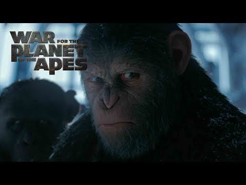 "War for the Planet of the Apes | ""Discover The Hero"" TV Commercial 