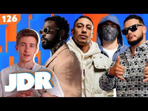 Youtube: JDR #126: Damso joue avec nous, Maes en mode chanson française, Ashe 22 feat Freeze, Sadek…