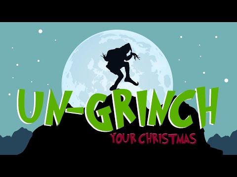Un-Grinch Your Christmas (Week 3): Special Guest Mac Richard