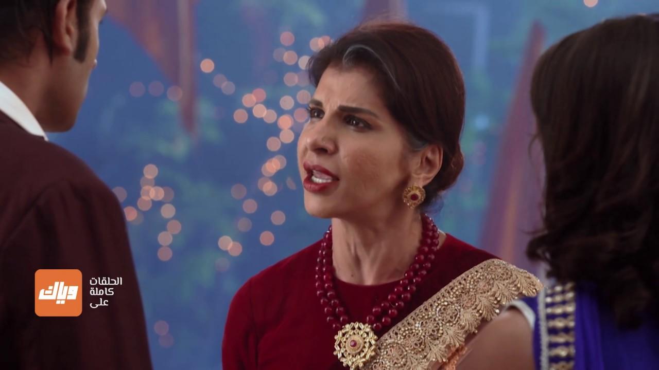 الملكة برينفادا تخبر راجا بحادثة وتضحية راني - مسلسل الملك و الملكة 3 - الحلقة 15 | وياك