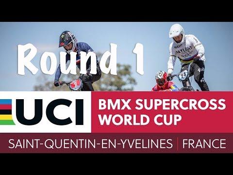 2018: france live - round 1