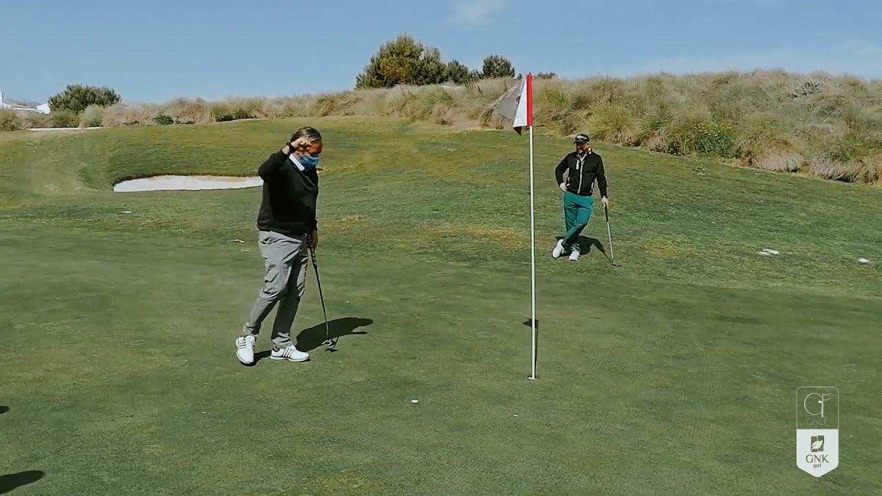 I Match Play GF Golf by GNK Golf (Vídeo)