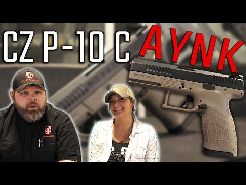 CZ P-10 C - All You Need to Know in 90 seconds