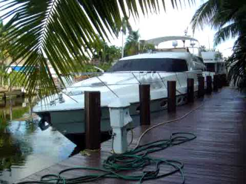 "62 Fairline Squadron 1994 ""Chaos"" - 1 World Yachts. SOLD"